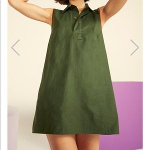 Nasty Gal vintage look at utility dress